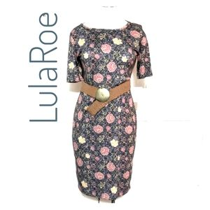 NWT ~ LULAROE Julia Flower Print Dress